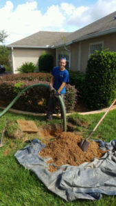 septic pump out