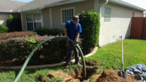 septic pumping in clermont