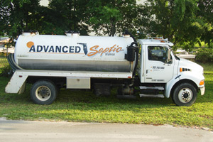 septic truck clermont fl