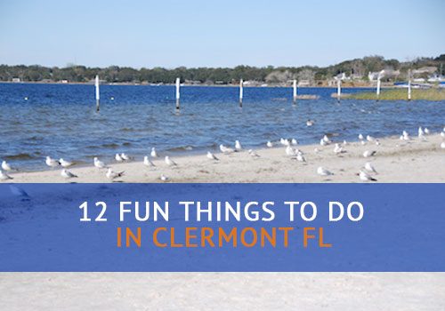 things to do in clermont fl