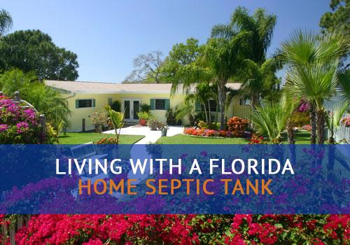 florida home septic tank