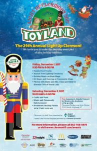 Light Up Clermont Holiday Events in Clermont, FL