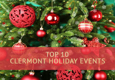 Top 10 Clermont Holiday Events
