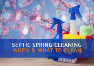 Septic Spring Cleaning