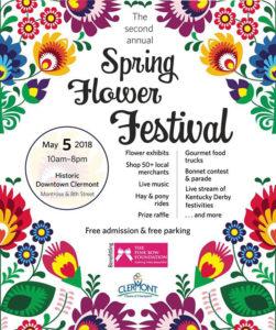 Spring Flower Festival, Clermont, FL