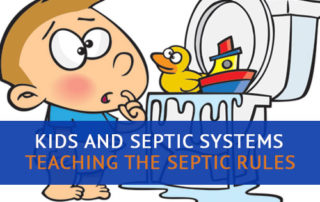 Kids and Septic Systems
