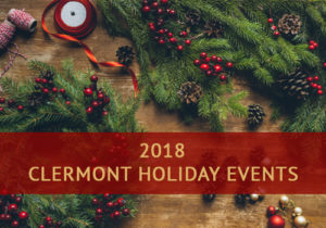 2018 Clermont Holiday Events