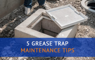 Grease Trap Maintenance