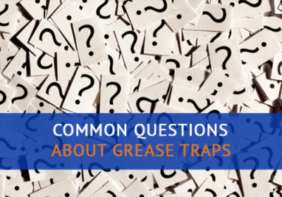 Questions About Grease Traps