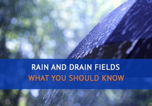 Rain and Drain Fields, What You Should Know