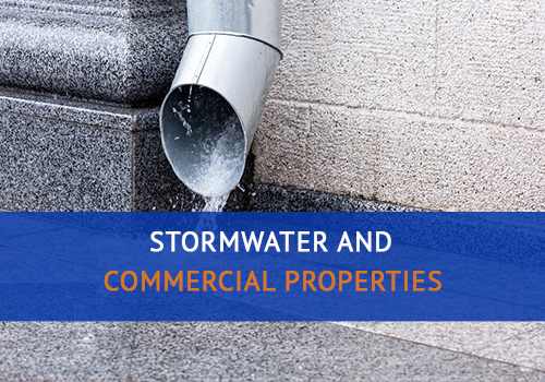 Stormwater and Commercial Properties