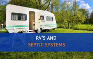 RV's and Septic Systems
