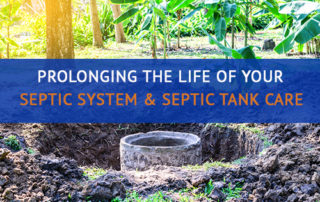 septic tank care