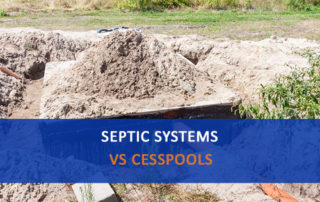 Septic Systems vs Cesspools, Advanced Septic Services of Florida
