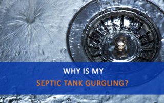 "Image of Sink Drain with ""What is My Septic Tank Gurgling"""